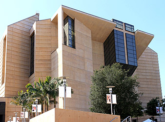 Our Lady of the Angels Cathedral - Los Angeles, California